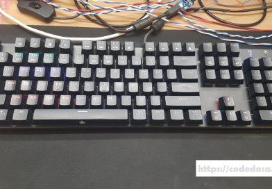 프로그래밍을 할때는 어떤 키보드를 사용해야 할까?