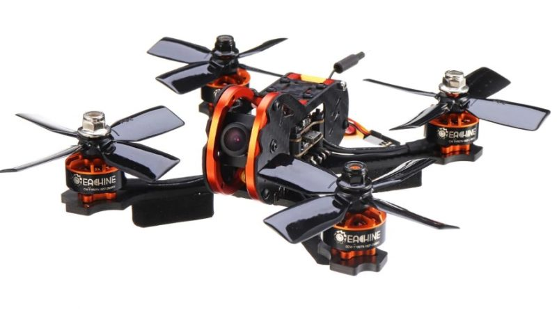 Eachine Tyro 79 140 mm 드론(Drone) Kit 구입 및 개봉기